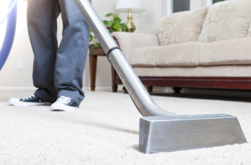 Carpet cleaning (photo)